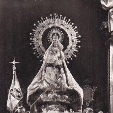 Postales: SEGOVIA NUESTRA SEÑORA DE LA FUENCISLA. ED. GARRABELLA Nº 9. SIN CIRCULAR. Lote 262938465