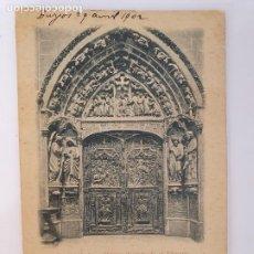 Postales: BURGOS - RECUERDO - CATEDRAL - P51288. Lote 263063925