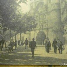 Postales: POSTAL BURGOS ARCO DE SANTAMARIA HAUSER Y MENET CM. Lote 263197810