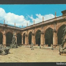 Cartes Postales: POSTAL SIN CIRCULAR LEON 42 CATEDRAL CLAUSTRO Y TERMAS ROMANAS EDITA GARCIA GARRABELLA. Lote 264288680