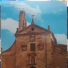 Postales: POSTAL N°8 CARMELITAS PRIMERA IGLESIA DEDICADA A SAN JUAN DE LA CRUZ ALBA DE TORMES. Lote 265712954