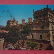 Postales: POSTAL CIRCULADA DE PALACIO DE MONTERREY SALAMANCA LOTE 3 MIRAR FOTOS. Lote 266482403