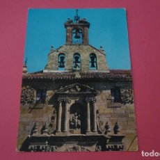 Postales: POSTAL CIRCULADA DE IGLESIA SAN MARTIN SALAMANCA LOTE 4 MIRAR FOTOS. Lote 266482898