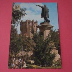 Postales: POSTAL CIRCULADA DE TORRE DE CLAVERO SALAMANCA LOTE 4 MIRAR FOTOS. Lote 266483268