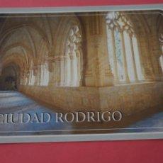 Postales: POSTAL SIN CIRCULAR DE CIUDAD RODRIGO SALAMANCA LOTE 10 MIRAR FOTOS. Lote 266766113