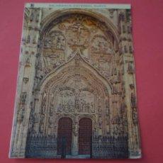 Postales: POSTAL SIN CIRCULAR DE CATEDRAL NUEVA SALAMANCA LOTE 10 MIRAR FOTOS. Lote 266766633