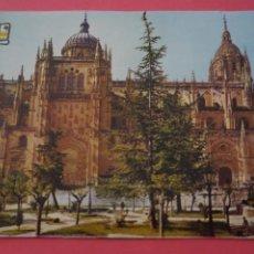 Postales: POSTAL SIN CIRCULAR DE CATEDRAL NUEVA ROMANO SALAMANCA LOTE 10 MIRAR FOTOS. Lote 266766893