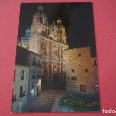 Postales: POSTAL SIN CIRCULAR DE CLERECIA Y CASA DE LAS CONCHAS SALAMANCA LOTE 10 MIRAR FOTOS. Lote 266767218