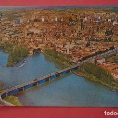 Postales: POSTAL SIN CIRCULAR DE VISTA GENERAL AEREA DE SALAMANCA LOTE 10 MIRAR FOTOS. Lote 266768744