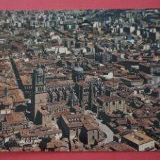 Postales: POSTAL SIN CIRCULAR DE VISTA AEREA DE SALAMANCA LOTE 10 MIRAR FOTOS. Lote 266768864