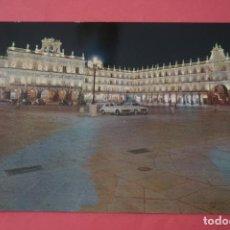 Postales: POSTAL SIN CIRCULAR DE PLAZA MAYOR DE SALAMANCA LOTE 10 MIRAR FOTOS. Lote 266768929