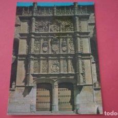 Postales: POSTAL SIN CIRCULAR DE FACHADA DE LA UNIVERSIDAD SALAMANCA LOTE 10 MIRAR FOTOS. Lote 266769564