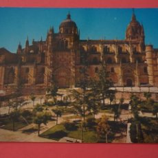 Postales: POSTAL SIN CIRCULAR DE CATEDRAL NUEVA SALAMANCA LOTE 10 MIRAR FOTOS. Lote 266769674