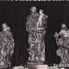 Postales: 135 VALLADOLID. MUSEO LA MAGDALENA S. ANTONIO Y S. JUAN BAUTISTA (JUAN DE JUNI). EDICIONES GARCÍA ... Lote 267087454