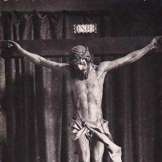 Postales: 115 VALLADOLID. MUSEO SANTO CRISTO DE LA LUZ (GREGORIO FERNÁNDEZ). SIN CIRCULAR.. Lote 267088089