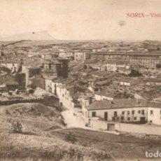 Postales: SORIA - VISTA GENERAL ED. LAS HERAS - SORIA S.C.. Lote 268463219