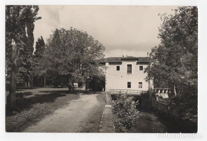 TARJETA POSTAL VILLARCAYO. Nº 6. QUINTANILLA. EDICIONES SICILIA. AÑOS 60 (Postales - España - Castilla y León Moderna (desde 1940))