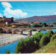 Postales: POSTAL DE BARCO DE AVILA ( AVILA). CASTILLO DE VALDECORNEJA. Lote 269111278