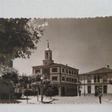 Postales: CANTALAPIEDRA - PLAZA DE RAMÓN LAPORTA - AYUNTAMIENTO - SALAMANCA - P52165. Lote 269311293