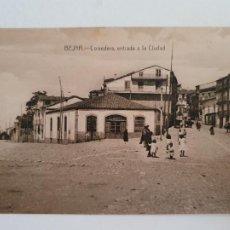 Postales: BÉJAR - CORREDERA ENTRADA A LA CIUDAD - SALAMANCA - P52166. Lote 269311458
