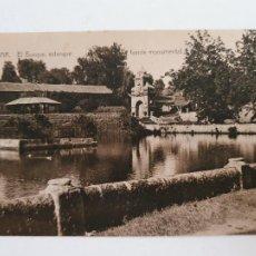 Postales: BÉJAR - EL BOSQUE ESTANQUE FUENTE MONUMENTAL - SALAMANCA - P52167. Lote 269311558