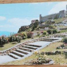 Postales: POSTAL - FRÍAS (BURGOS) VISTA PARCIAL DEL CASTILLO - MIGUEL COMBARRO.. Lote 269360478