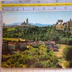 Postales: POSTAL DE SEGOVIA. AÑO 1964. VISTA PARCIAL. 26 GARRABELLA. 374. Lote 269494693