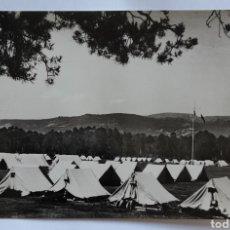 Cartes Postales: COVALEDA (SORIA) CAMPAMENTO NACIONAL FRANCISCO FRANCO. VISTA GENERAL. CIRCA: 1959. Lote 270243918