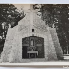 Cartes Postales: COVALEDA (SORIA) CAMPAMENTO NACIONAL FRANCISCO FRANCO. CAPILLA. NO CIRCULADA. Lote 270244468