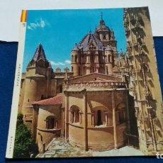 Postales: POSTAL ( SALAMANCA ) EDICIONES MANIPEL - FOURNIER VITORIA. Lote 271556818