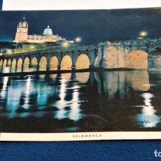Postales: POSTAL ( SALAMANCA ) EDICIONES MANIPEL - FOURNIER VITORIA. Lote 271556963