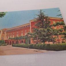 Postales: ANTIGUA POSTAL ,COLEGIO DE HUERFANOS DE FERROVIARIOS ,PALENCIA. Lote 271874993