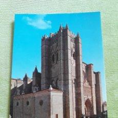 Postales: CATEDRAL DE AVILA. Lote 272809568