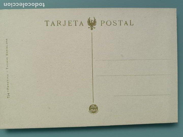 Postales: POSTAL VALLADOLID Nº 9 INSTITUTO EDIC FOT THOMAS CASTILLA PERFECTA CONSERVACION ANIMADA - Foto 2 - 274434903