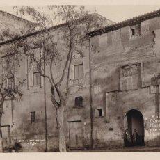 Postais: SALAMANCA CASA DE LOS ABARCAS DONDE VIVIO FRAY LUIS DE LEON. ED. ALSINA. FOTOGRAFICA. SIN CIRCULAR. Lote 275154148