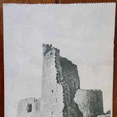 Postales: POSTAL BELLEZAS SORIANAS: EL CASTILLO DE HINOJOSA, ED. N.L.C.. Lote 276915478