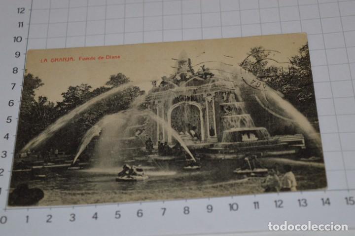 Postales: Lote 7 postales antiguas / LA GRANJA - Segovia - 6 de Años 40/50 y 1 Años 20 ¡Mira fotos/detalles! - Foto 6 - 277016938