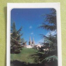 Postales: BURGOS - CATEDRAL - AÑO 2001. Lote 277228448