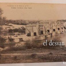 Postales: TORO. ACEÑAS DEL VADO. Lote 277615233