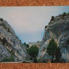 Postales: POSTAL. Nº 5. SANTO DOMINGO DE SILOS (BURGOS). GARGANTA DE CARAZO. SAN-PI. 1979. NO CIRCULADA.. Lote 277682063