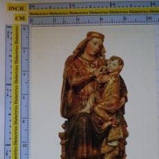 Postales: POSTAL DE BURGOS. LA VIRGEN DEL MILAGRO. 383 EDILESA. 910. Lote 277849108