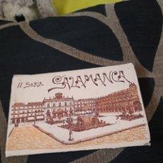 Postales: BLOC CON 15 ANTIGUAS POSTALES DE SALAMANCA SERIE II. Lote 278198403