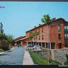 Postales: SORIA, PARADOR DE TURISMO ANTONIO MACHADO, ANTIGUA POSTAL SIN CIRCULAR. Lote 278464448