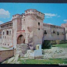 Postales: CASTILLO DE CUELLAR , SEGOVIA, POSTAL SIN CIRCULAR DEL AÑO 1965. Lote 278464823