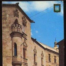 Postales: EM1546 CIUDAD RODRIGO PALACIO DUQE DE CARTAGO 1975 FISA Nº15 SIMCA 1000. Lote 278547918