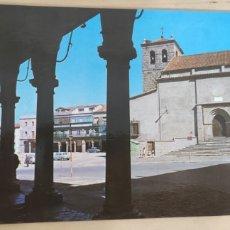 Postales: POSTAL BEJAR. IGLESIA DE EL SALVADOR. 1968. Lote 278630383