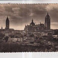 Postales: POSTAL DE SEGOVIA VISTA PARCIAL Nº 66 EDITO GARCIA GARRABELLA CIRCULADA EL AÑO 1941. Lote 278764043