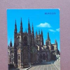 Postales: POSTAL 79 ARRIBAS. ABSIDE. CATEDRAL. BURGOS. 1971. SIN CIRCULAR.. Lote 278965568