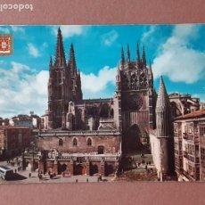 Postales: POSTAL 11 SUBIRATS CASANOVAS. LA CATEDRAL. BURGOS. 1962. ESCRITA SIN CIRCULAR.. Lote 278969598
