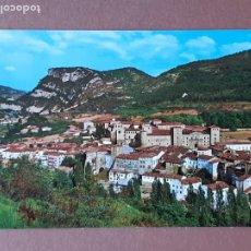 Postales: POSTAL 4 SICILIA. VISTA GENERAL. OÑA. BURGOS. 1970. ESCRITA SIN CIRCULAR.. Lote 278971158